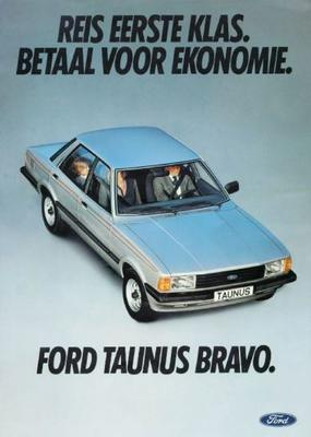 Ford Taunus Bravo,stationwagon