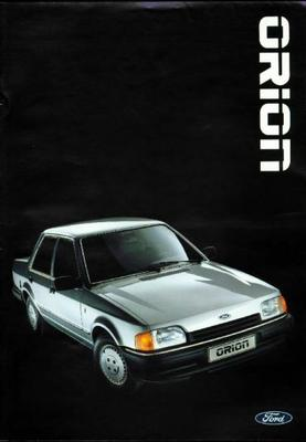 Ford Orion Cl,ghia