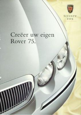 Rover Rover 75 Club,standaard,sterling