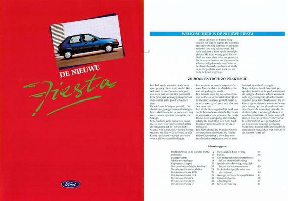 Ford Ford Fiesta,xr2i,clx,s,cl,c