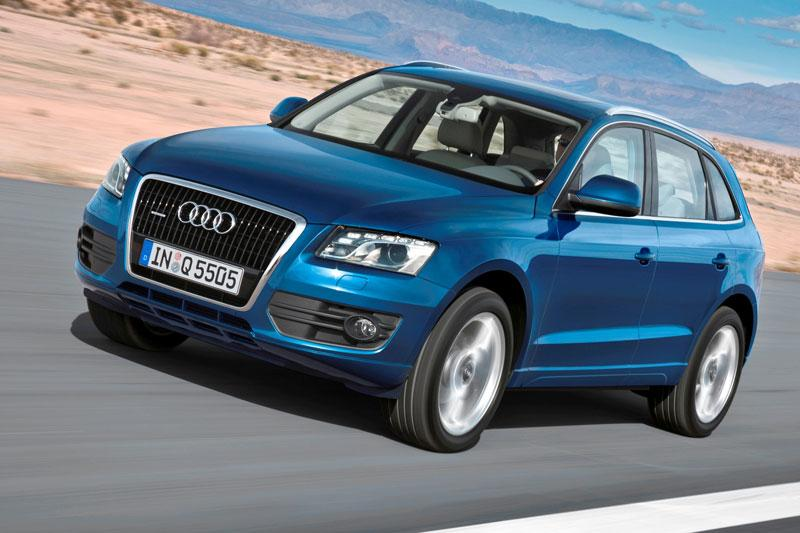 Audi Q5 2.0 TDI 143pk quattro Pro Line (2009)