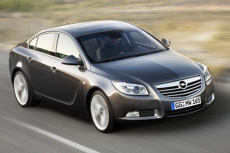 Opel Insignia 1.8 Edition (2009)