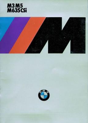 BMW M3,m5,m635csi