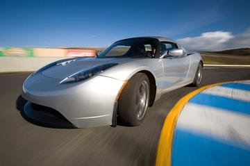 Aanbieding van het jaar: Tesla Roadster