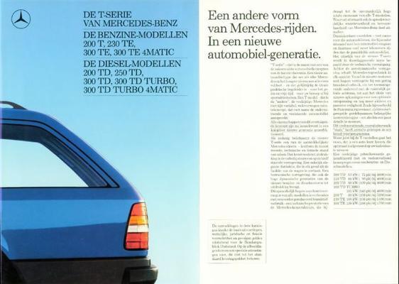 Mercedes-benz 200.250.300.230 Td,td Turbo,t,te,