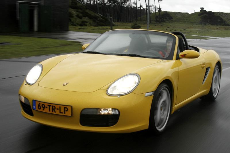 Porsche Boxster (2007)