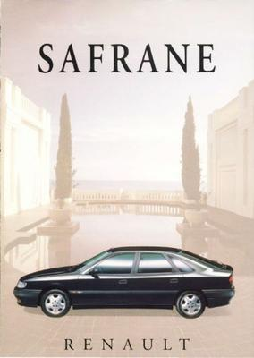 Renault Safrane,safrane Manoir 2.0i,2.1dt,2.2i,2.2