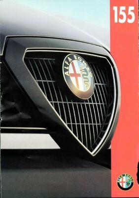 Alfa Romeo 155 1.7 T.spark,1.81.8 L T.spark,2.0 T.