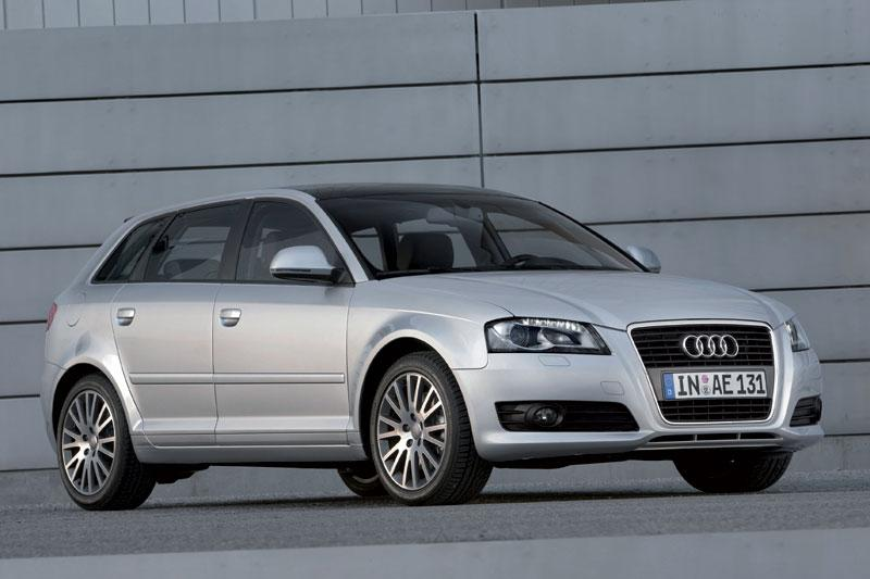 Audi A3 Sportback 1.4 TFSI Attraction Pro Line (2009)