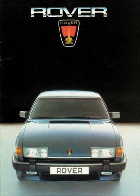 Rover Rover 2000,2300s,2600s,2400sd Turbo,3500 Van