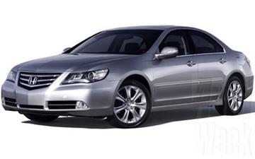 Honda Legend vernieuwd
