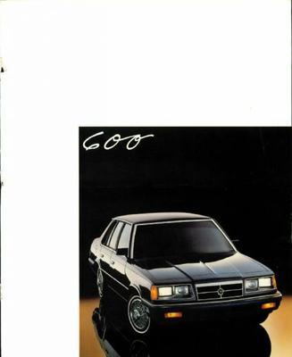 Dodge 600 Se