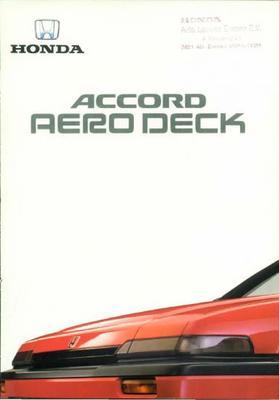 Honda Accord Luxeexalb