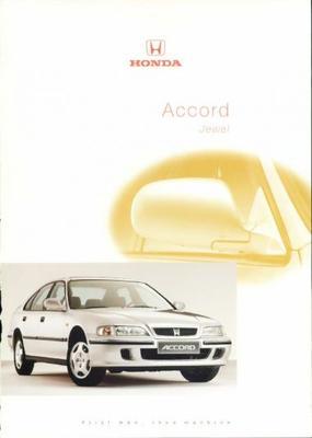 Honda Accord Jewel