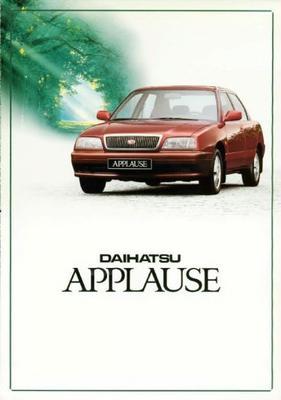 Daihatsu Applause Li,xi