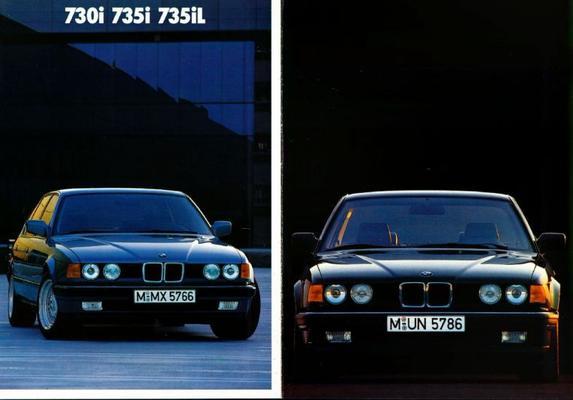 BMW 730i,735i,735il