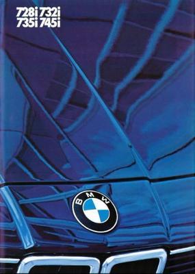 BMW 728i,732i,735i,745i