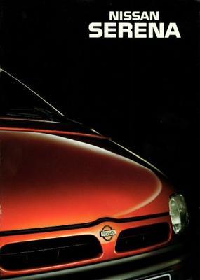 Nissan Serena 1.6lx,2.0slx,sgx