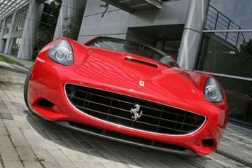 In detail: Ferrari California