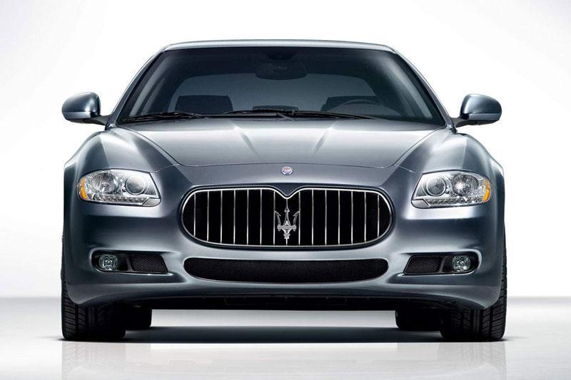 Maserati Quattroporte geprijsd
