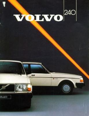 Volvo Volvo 240 240 Gl