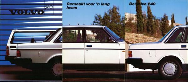 Volvo Volvo 240 Gl,ol