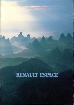 Renault Espace,espace Alpine,renault Quadra Rxe,v6