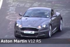 Spyvideo Nürburgring