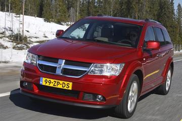 Dodge Journey 2.4 SE (2010)
