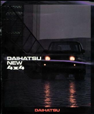 Daihatsu New4x4