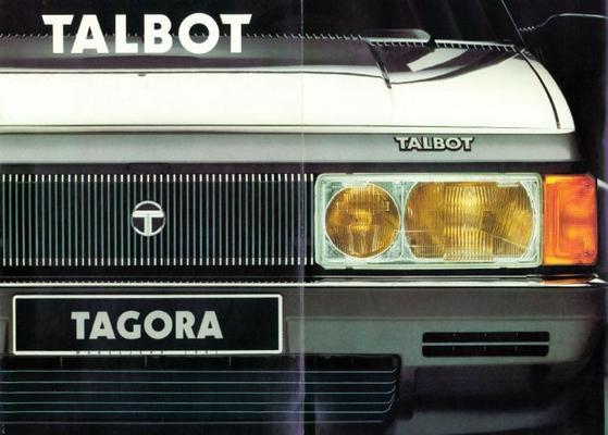 Talbot Tagora 2.6,sx,gl,2.2,gls,dt,2.3