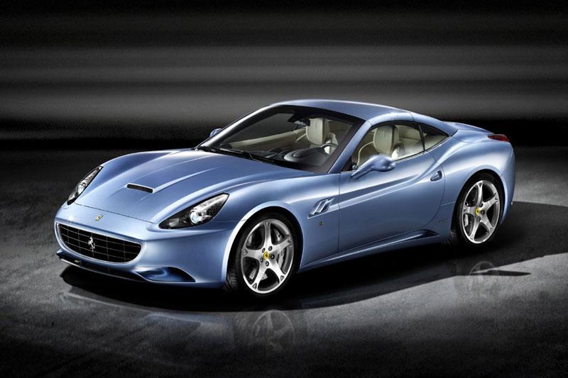 Meer details Ferrari California