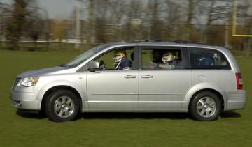 Chrysler Grand Voyager 3.8 V6 Touring (2008)