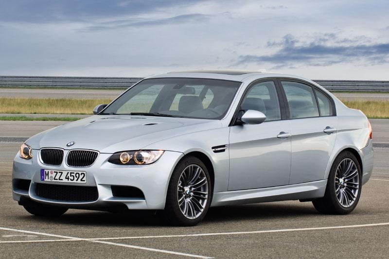 BMW M3 ook in 't nieuw