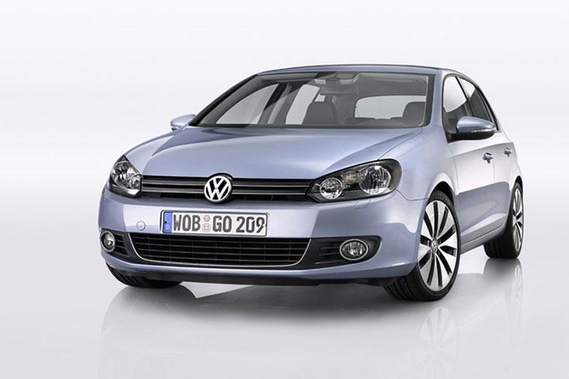 Eerste foto's nieuwe VW Golf