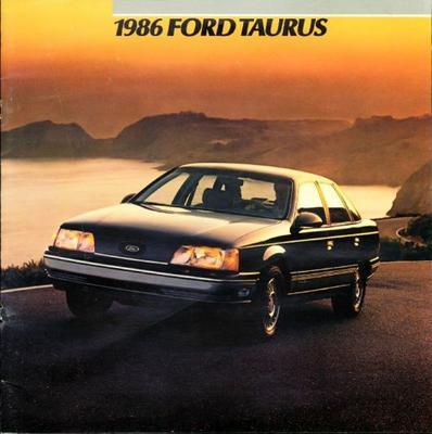 Ford Taurus Lx, Gl, Mt5, L (wagons)