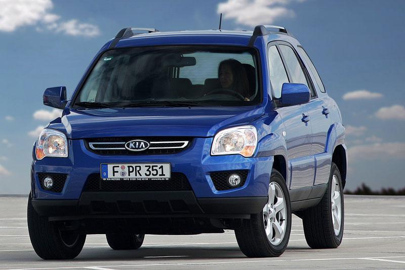 Kia Sportage 2.0 CVVT 2WD Fifteen (2010)