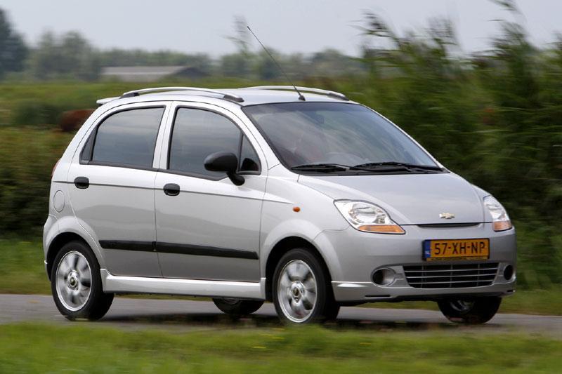 Chevrolet Matiz 0.8 Style (2007)