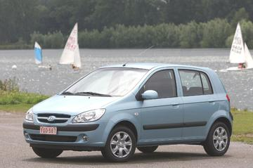 Facelift Friday: Hyundai Getz