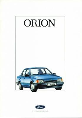 Ford Orion Ghia,cl