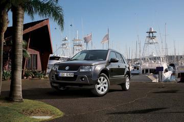 Suzuki Grand Vitara in het nieuw