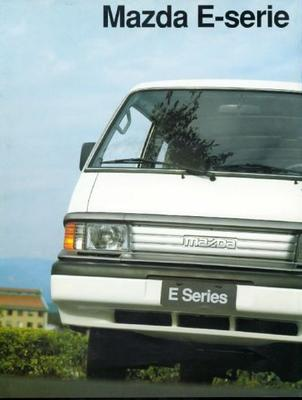 Mazda E Bestelauto,pick Up