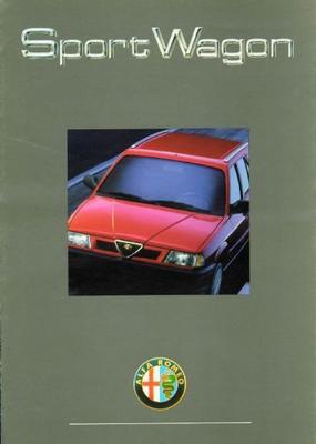 Alfa Romeo Sportwagon 1.5ie,