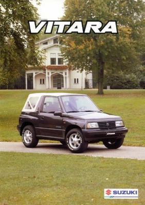 Suzuki Vitara,cabrio,metaltop, G16b,jlx,jx,ja