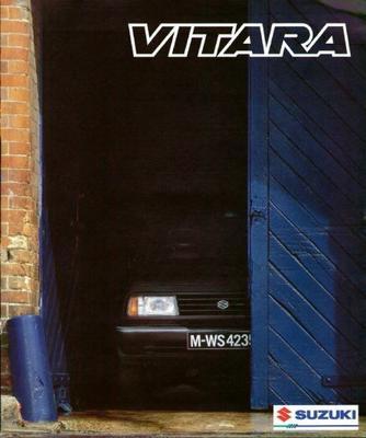 Suzuki Vitara Metal Top Jlx,cabrio Jlx
