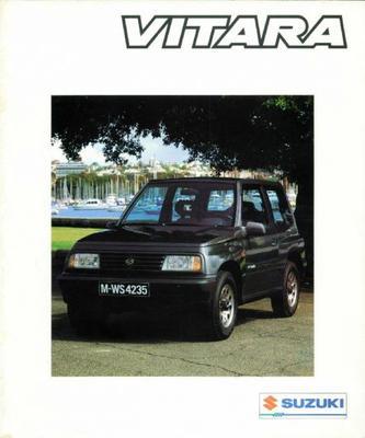 Suzuki Vitara Metal Top Jlx,cabrio Jlx,ja