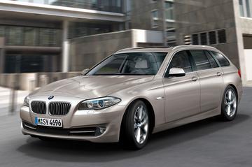 BMW 530d xDrive Touring High Executive (2013)