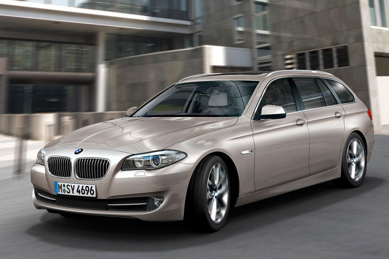 BMW 528i Touring High Executive (2012)