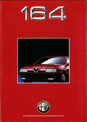 Alfa Romeo  Sedan 164