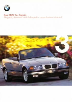 BMW Cabrio 318i,320i,328i,m3
